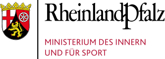 Webseite Ministerium des Innern und für Sport